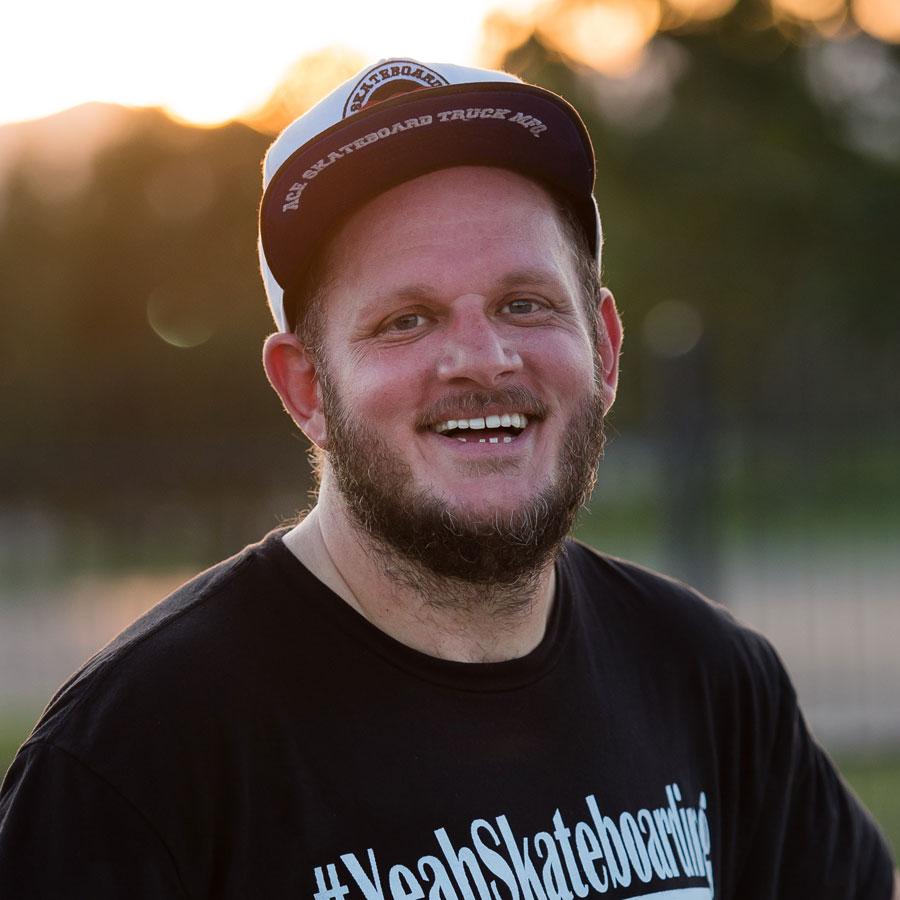 Jed Fuller Headshot Photo