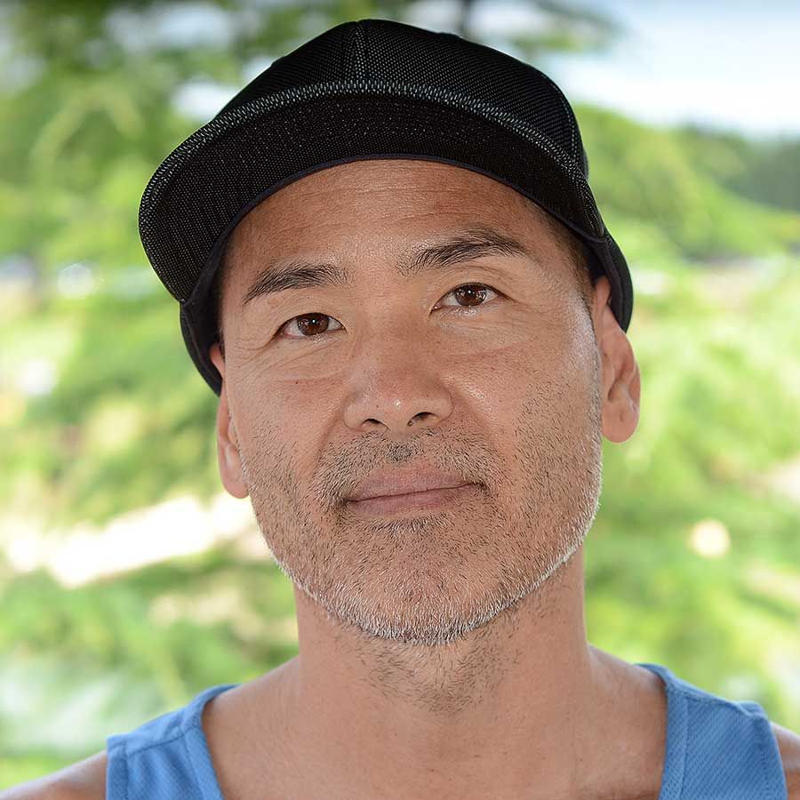 Lester Kasai Headshot Photo
