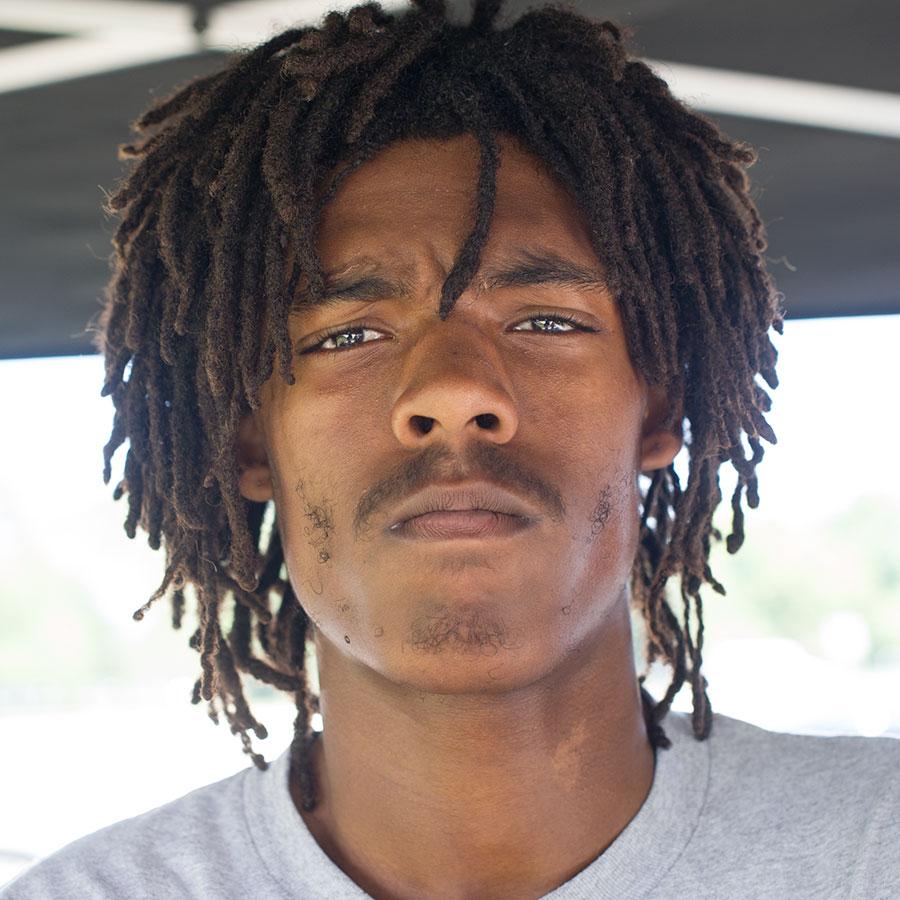 Drake Johnson Headshot Photo