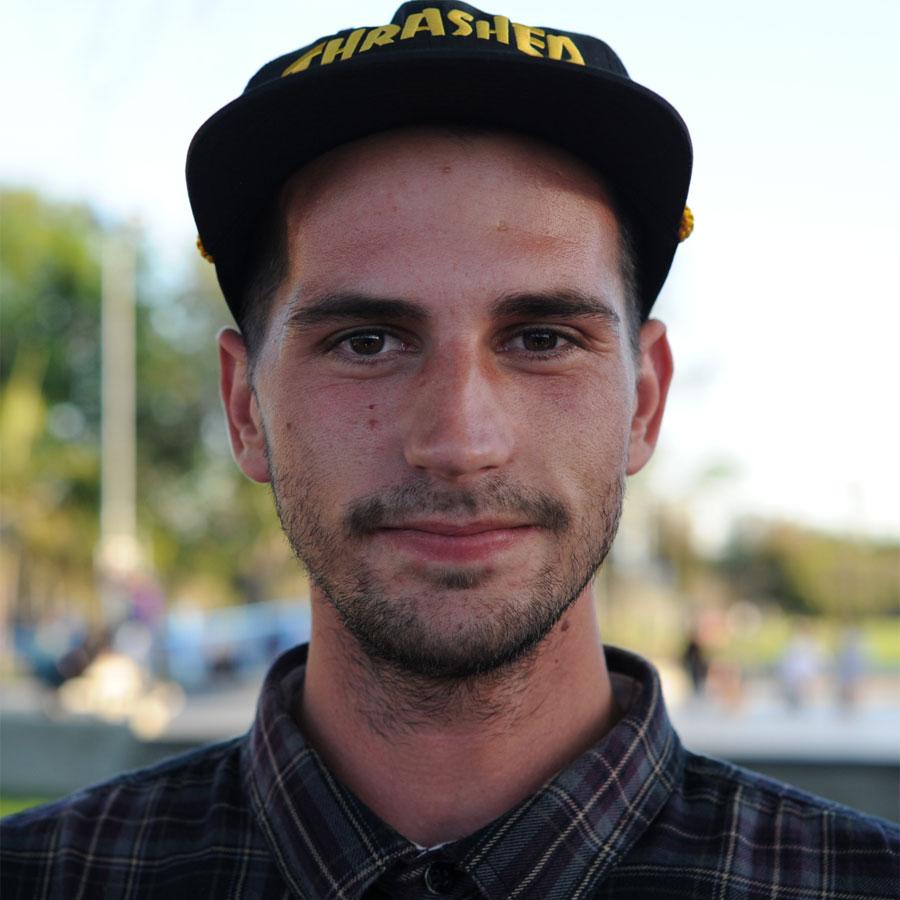 Cody Subido Headshot