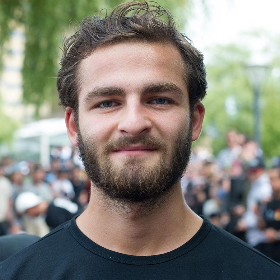 Giorgi Balkhamishvili Headshot Photo