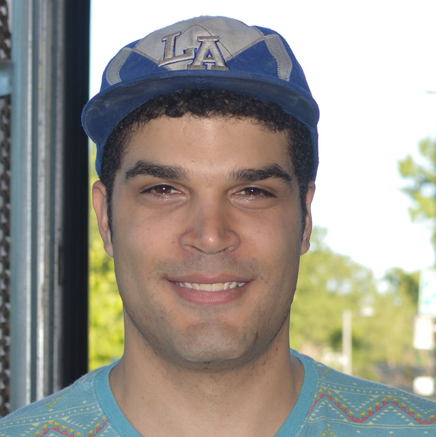 Lawrence Perez Headshot