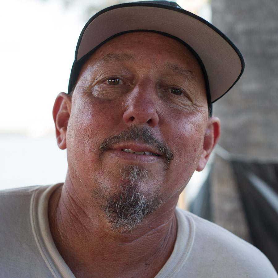 Brent Hamrick Headshot