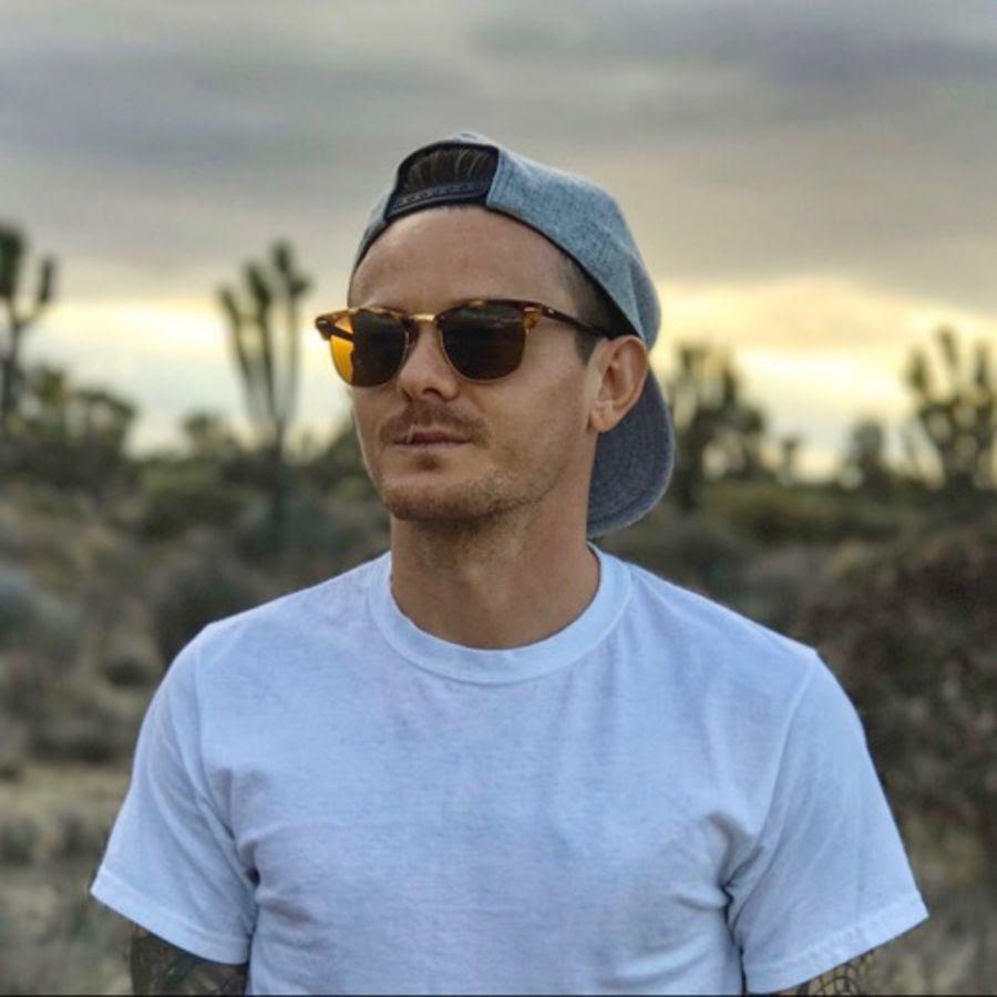 Cody McEntire Headshot Photo