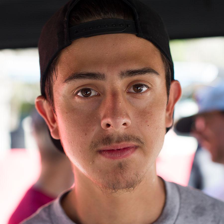 Jorge Ramirez Headshot Photo