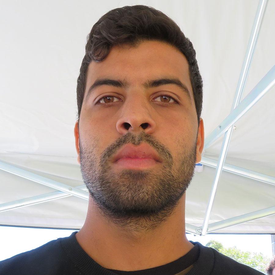 Caique Silva Headshot Photo