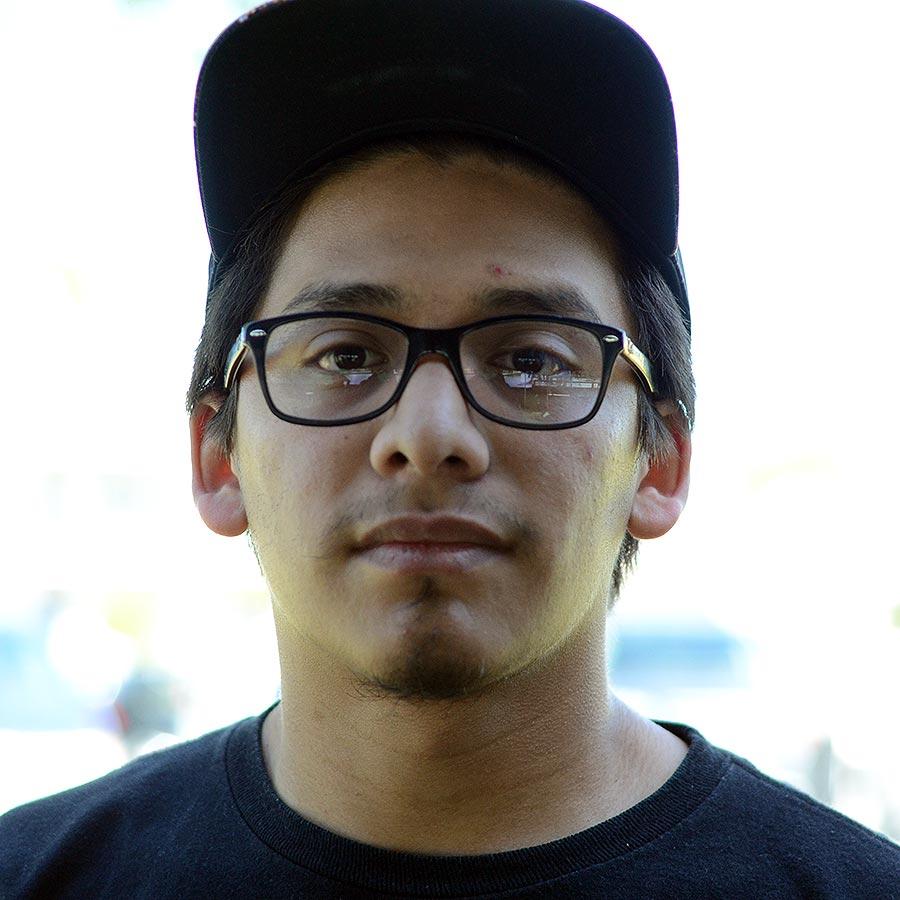 Jonathan Jimenez Headshot Photo