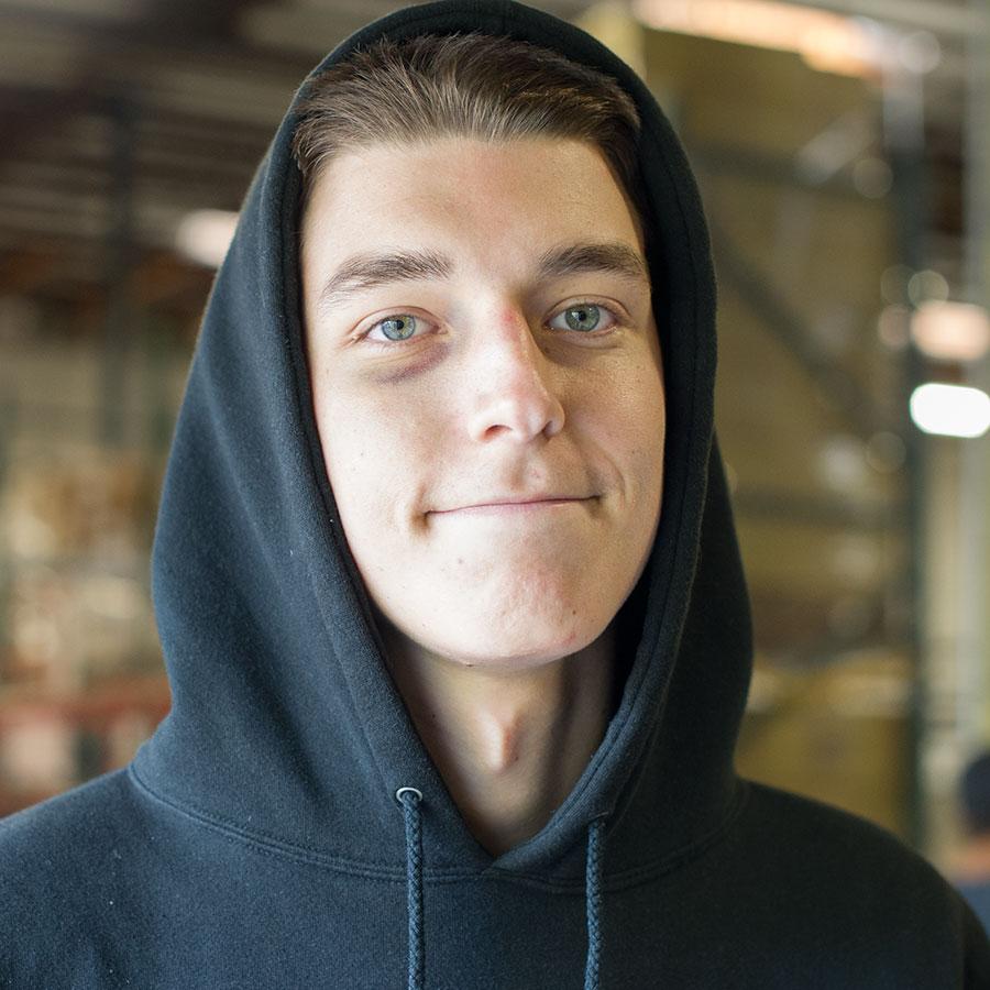 Ricky Lind Headshot Photo