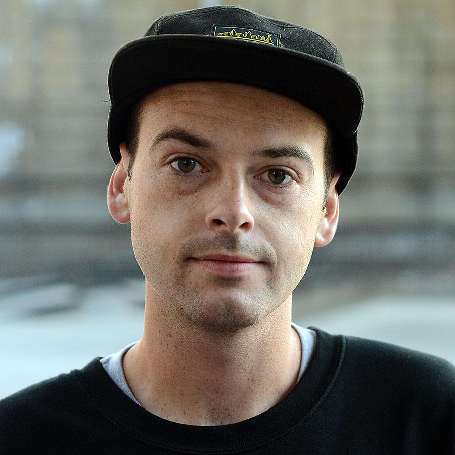 Gavin Nolan Headshot Photo