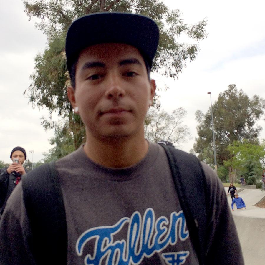 Adrian Vasquez Headshot Photo