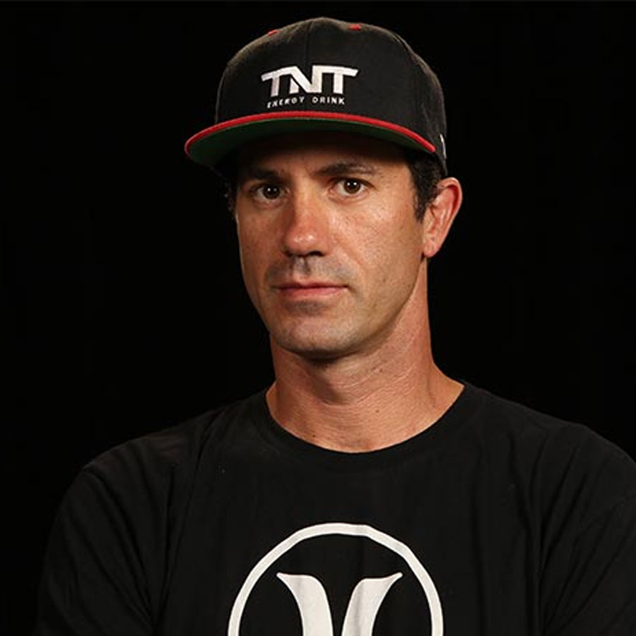 Bob Burnquist Headshot Photo