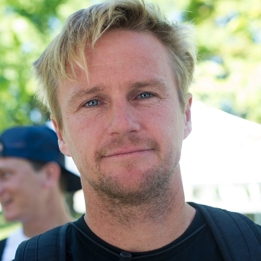 Chad Bartie Headshot Photo
