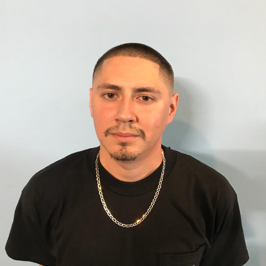 Jesse Jimenez Headshot Photo