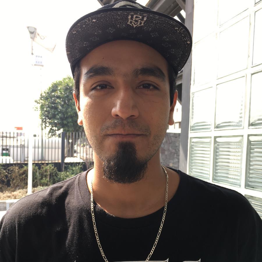 Jose Juan Vasquez Headshot Photo