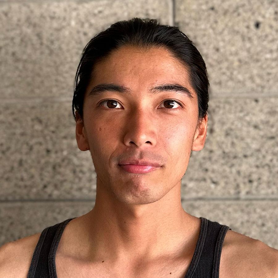 Moto Shibata Headshot Photo
