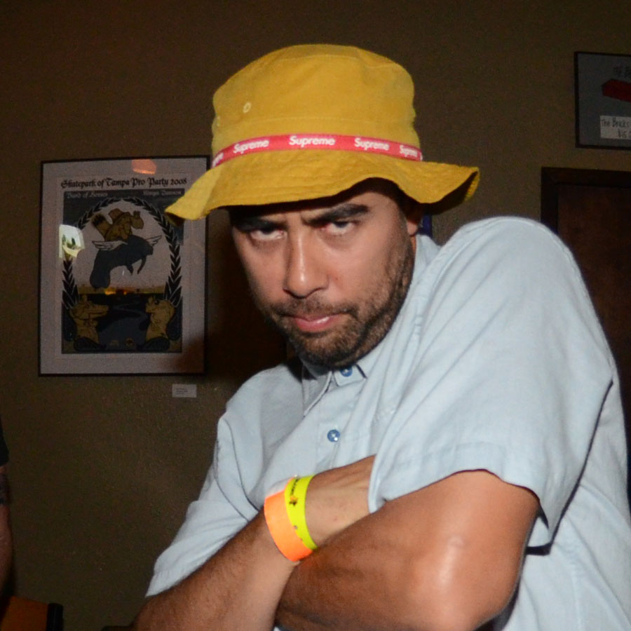Eric Koston Headshot Photo