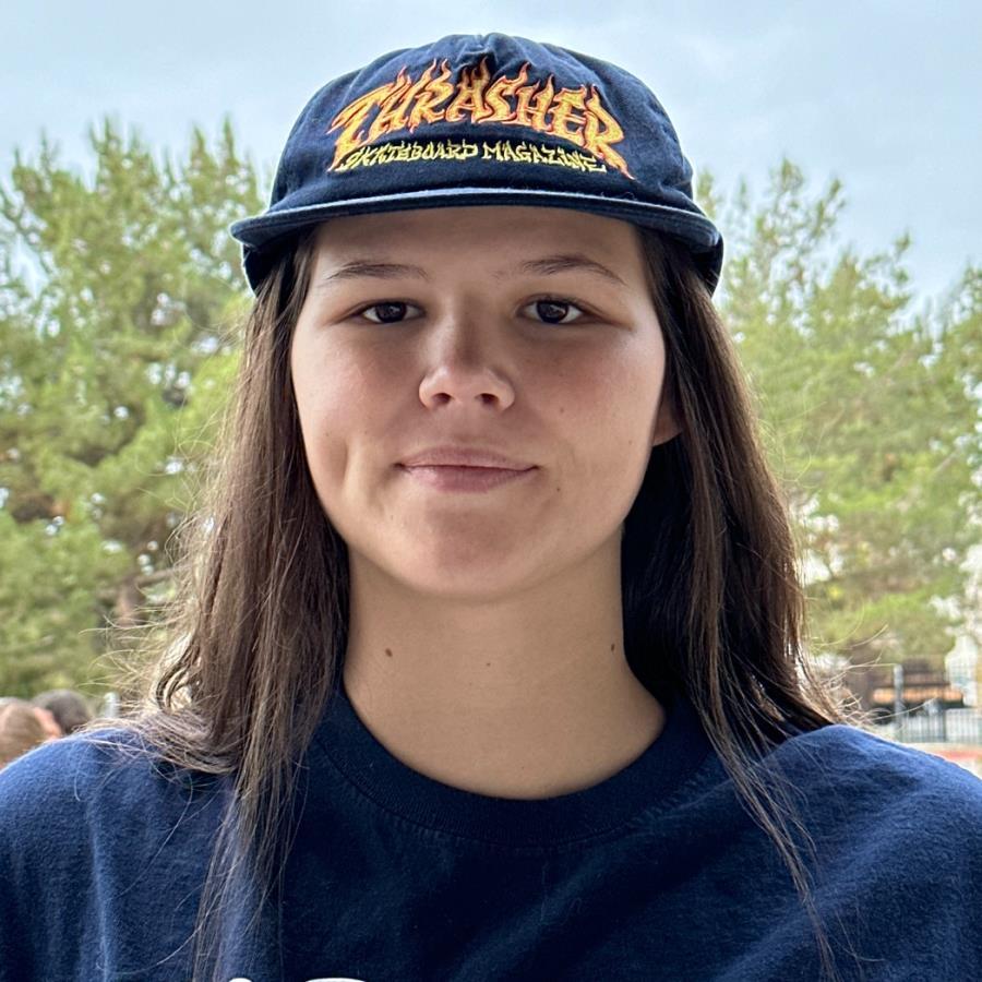 Georgia Martin Headshot Photo