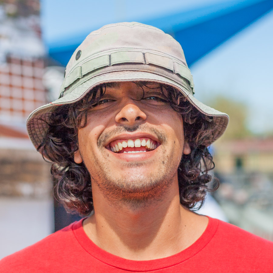 Jonno Gaitan Headshot Photo