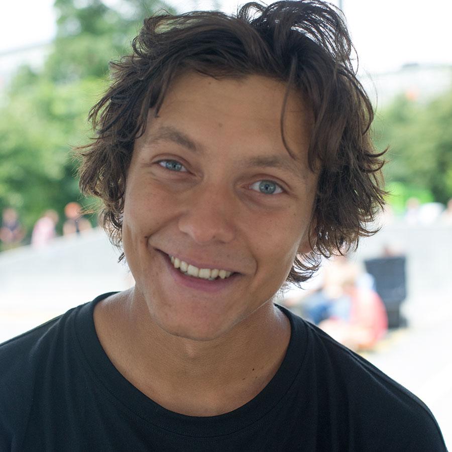 Jonne Nordlund Headshot Photo