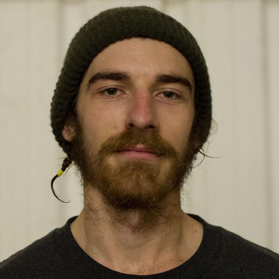 Dustin Eggeling Headshot