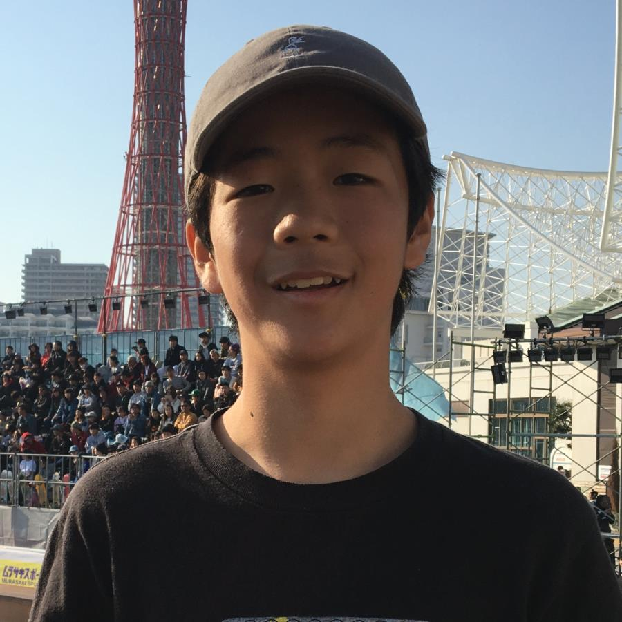 Taihou Tokura Headshot
