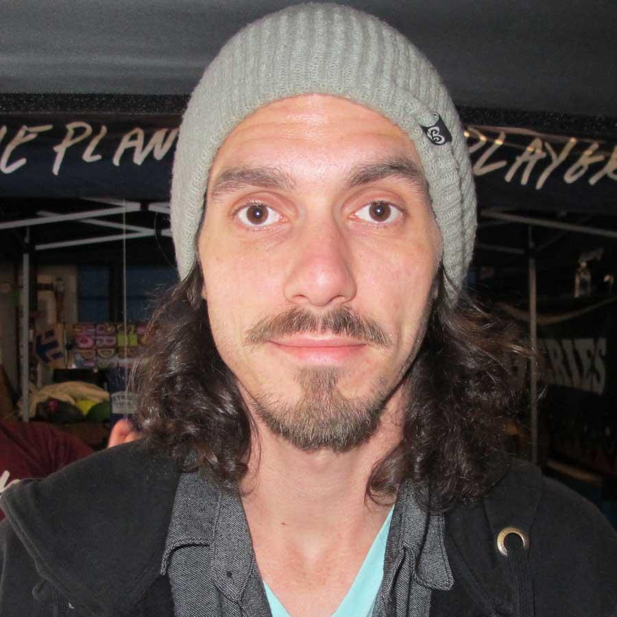 Zach Gibson Skateboarding Profile
