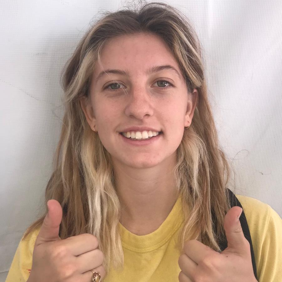 Hannah Tallman Headshot Photo