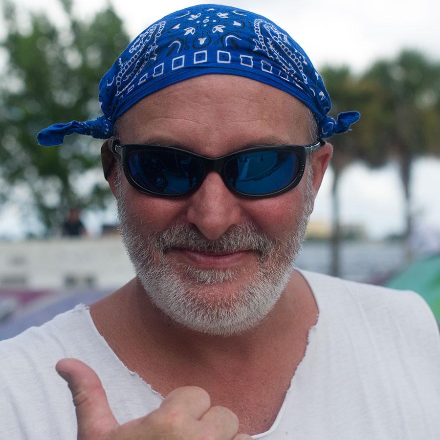 Gary Desarro aka Goofy G Headshot