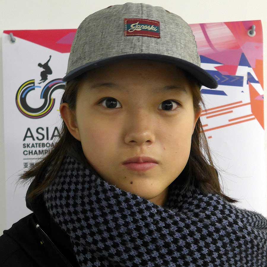 Yahan Tang Headshot