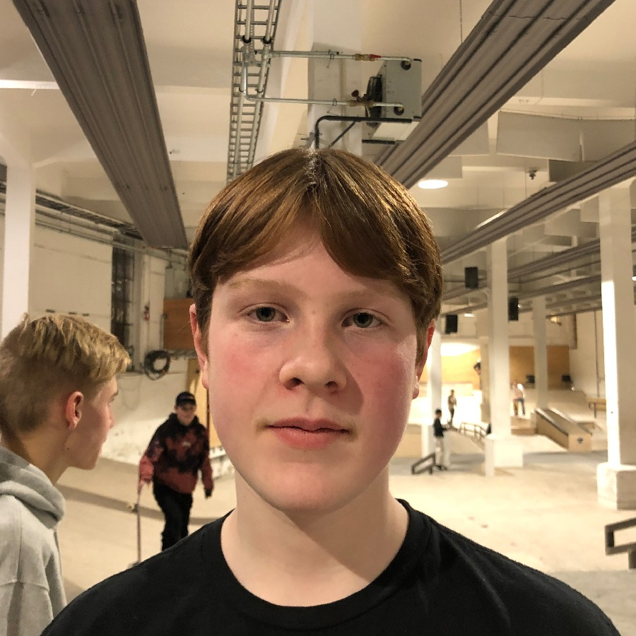 Erik Stornes Kvalø Headshot Photo