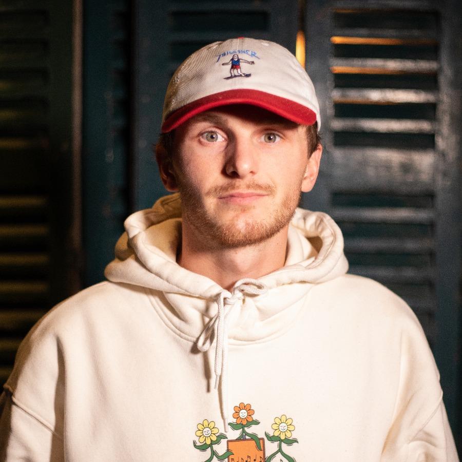 Fredrik Tangerud Headshot Photo