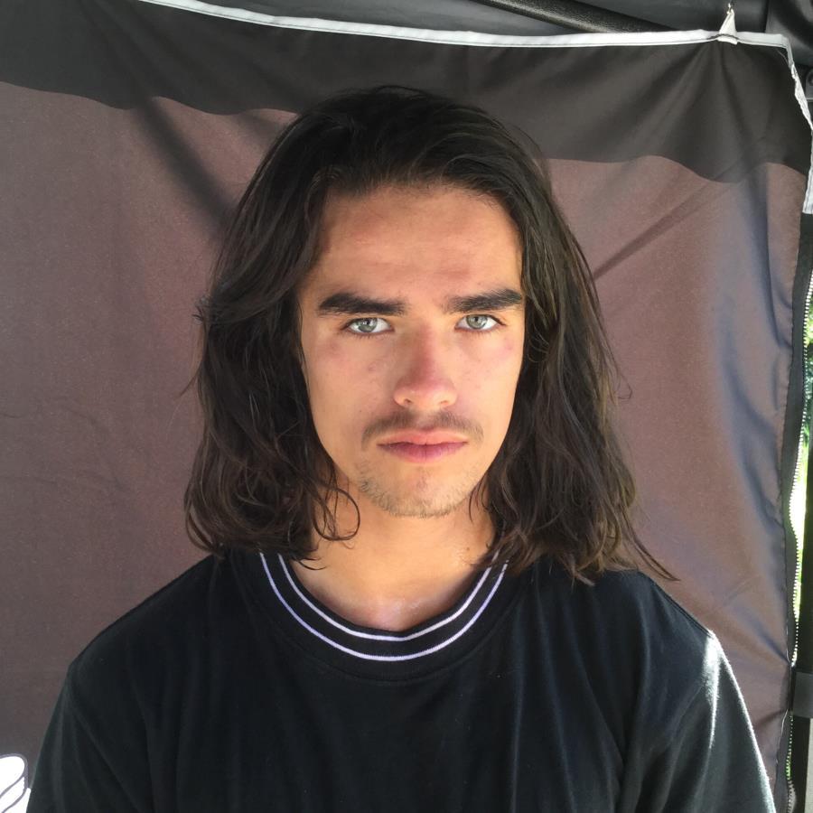 Nixen Osborne Headshot Photo