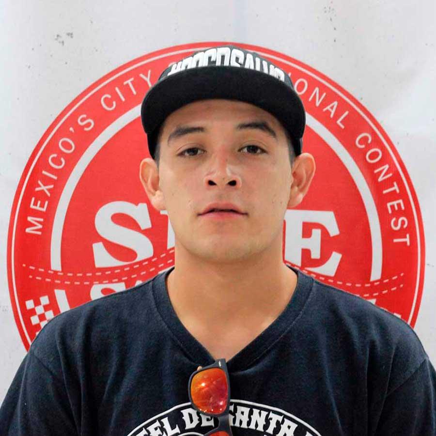 Cristhoper Ivan Correa Rodriguez Headshot