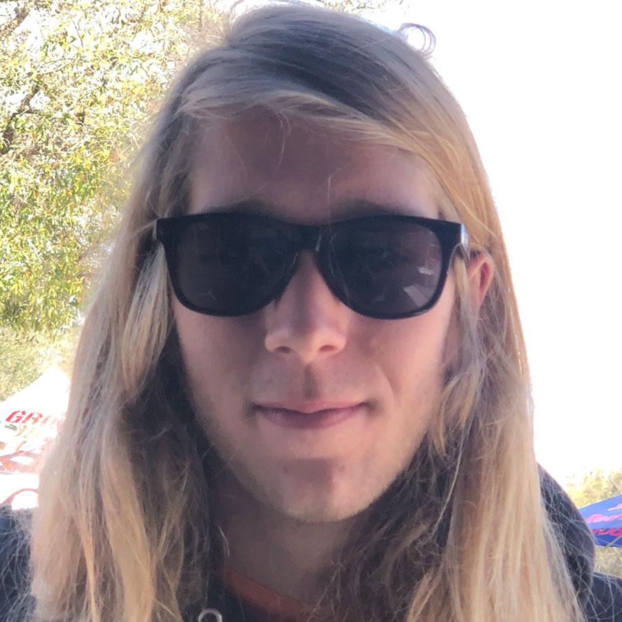 Tristan Moss Headshot Photo