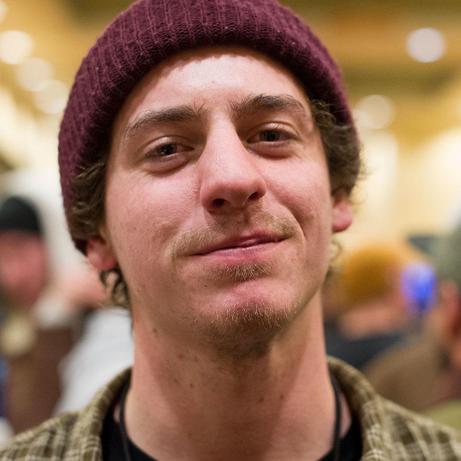 Cory Kennedy Headshot Photo