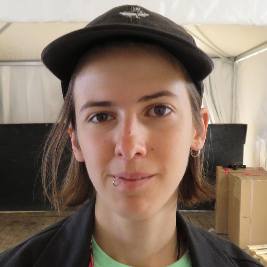 Marie Dabbadie Headshot Photo