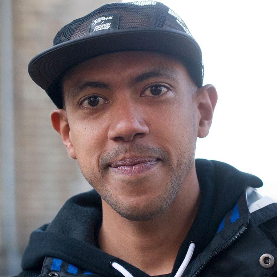Rodrigo Teixeira Headshot Photo