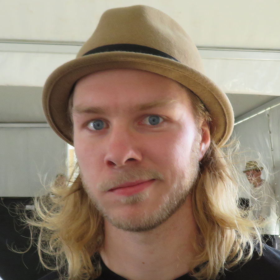 Magnus Hanehoj Headshot Photo