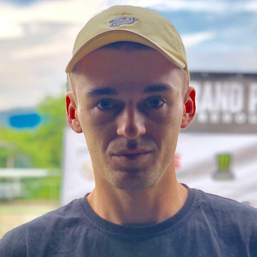 Erik Tacina Headshot