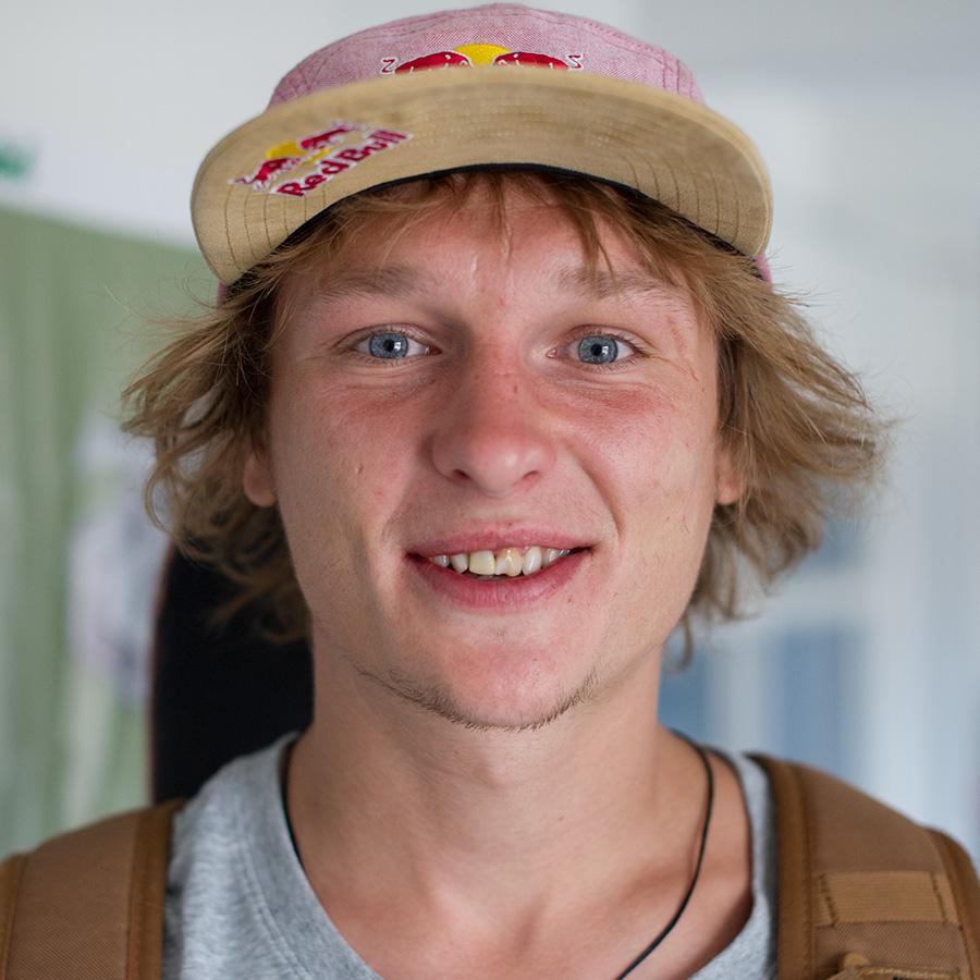 Max Kruglov Headshot Photo