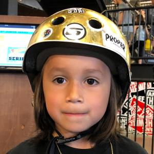 GFL Series at San Luis Obispo Bowl 9 and Under Competition Results