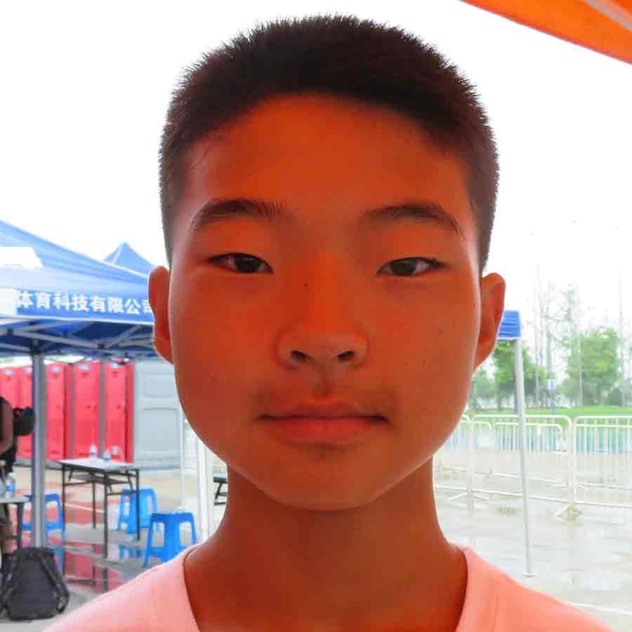 JaeJin Han Headshot Photo