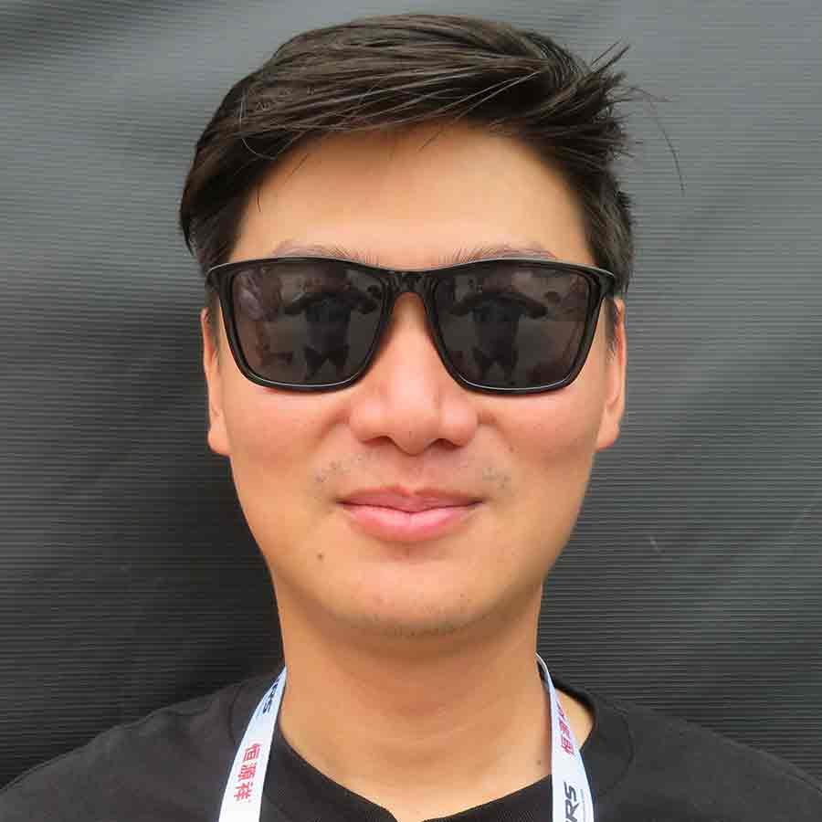 Danny Zhang aka Yuan Yuan Headshot Photo