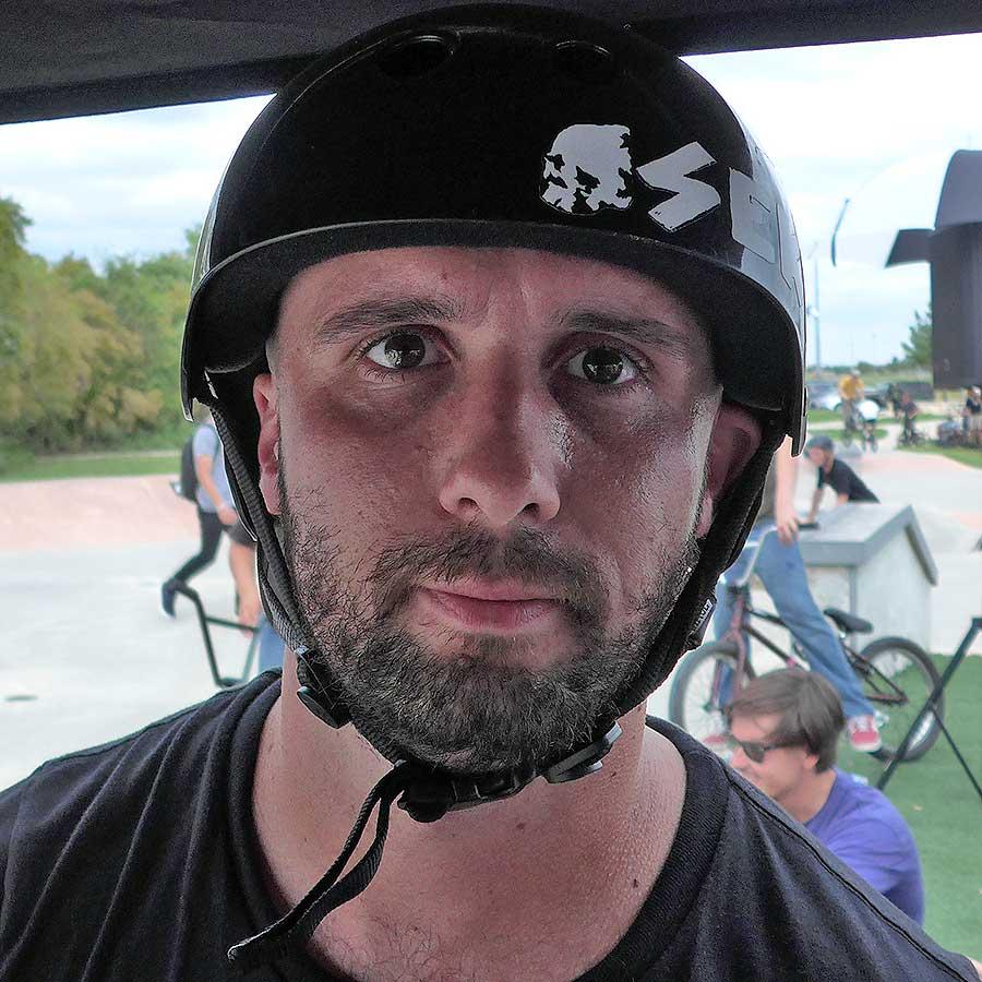 Matt Pierre Headshot Photo