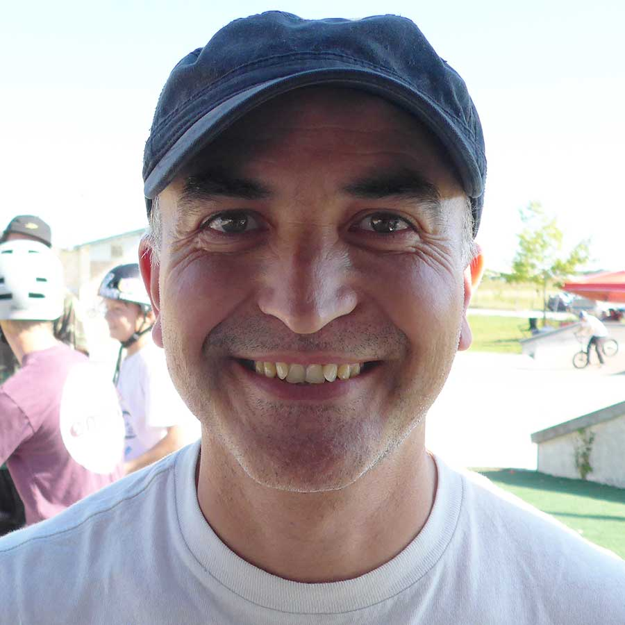 Patricio Rubio Headshot