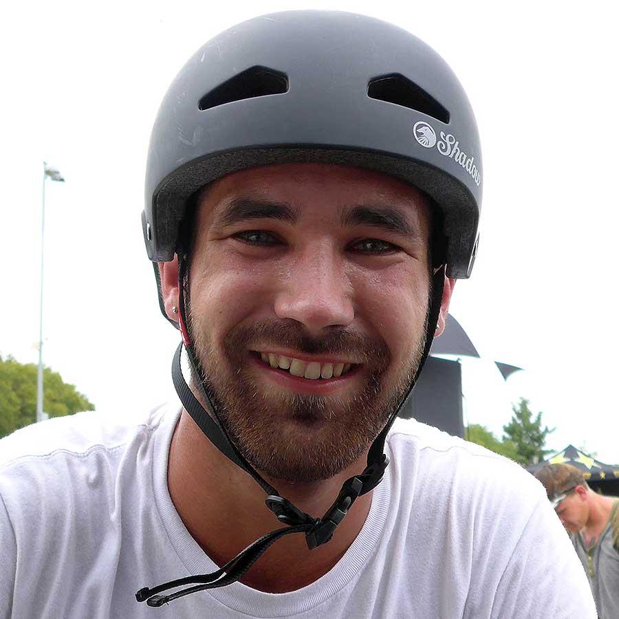 Adam Penberg Headshot