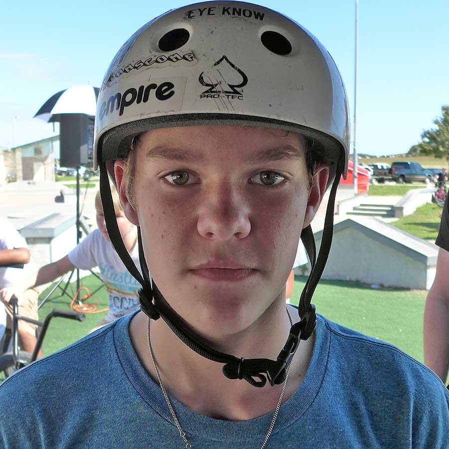Garrett Godfredson Headshot
