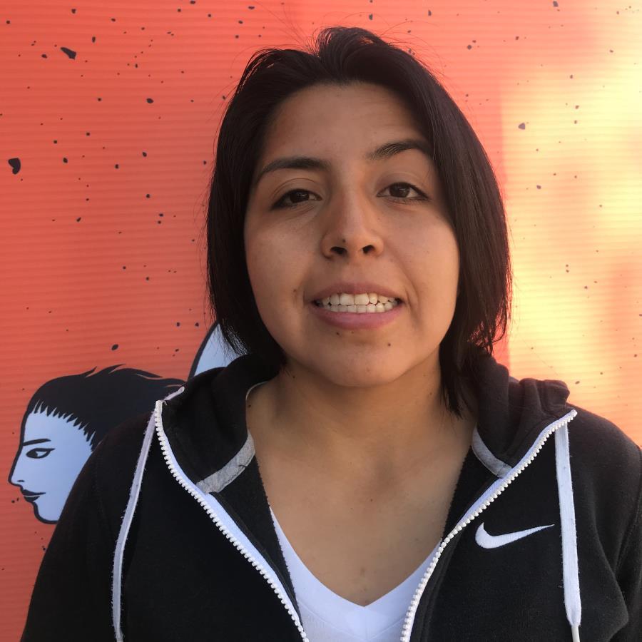 Andrea Sánchez Headshot Photo