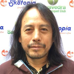 """David Herrera """"Paleton"""" Profile"""