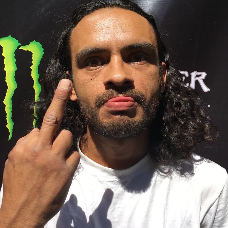 "Cristian Ramirez ""Tijuano"" Headshot Photo"